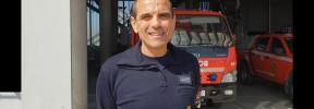 Rafel Ferrer, nuevo jefe de Bomberos de Palma