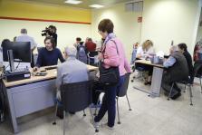 Campaña de la renta en Palma
