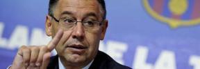 Seis directivos del FC Barcelona presentan su dimisión por desavenencias con Bartomeu