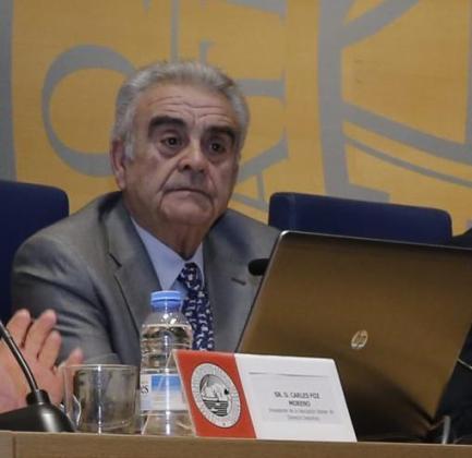 El abogado José Miguel del Campo Casal.