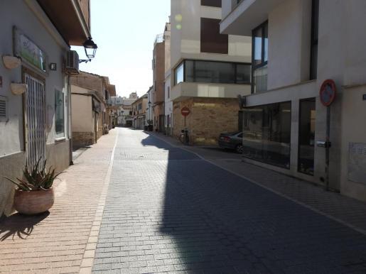 El arresto se llevó a cabo en una calle del Port d'Andratx.