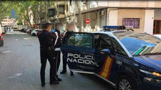 El detenido habría aprovechado la situación actual de Estado de Alarma para supuestamente atracar diferentes establecimientos.