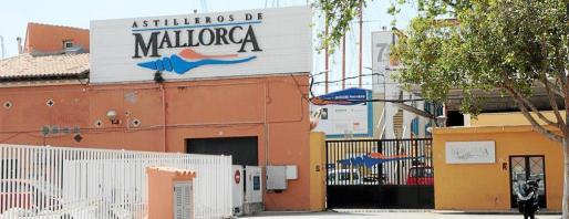 Astilleros Mallorca es una de las empresas más afectadas.