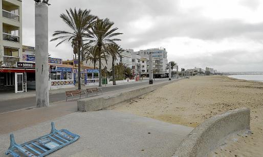 El sector turístico es uno de los más perjudicados en Baleares.