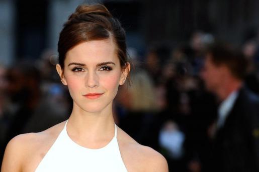 Imagen de archivo de la actriz Emma Watson.