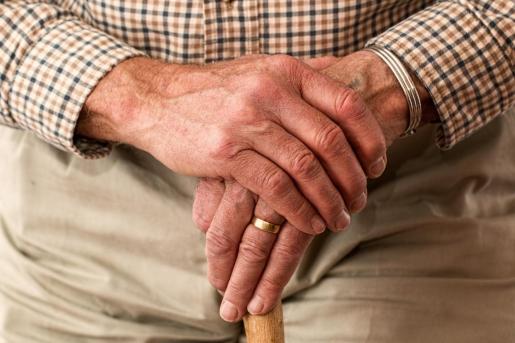 Los mayores son población vulnerable.