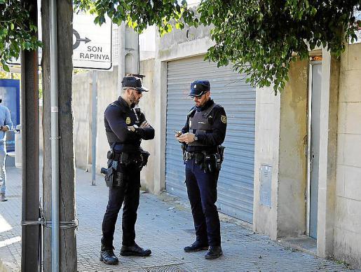 La Policía Nacional arrestó al sospechoso el mismo día de los hechos.