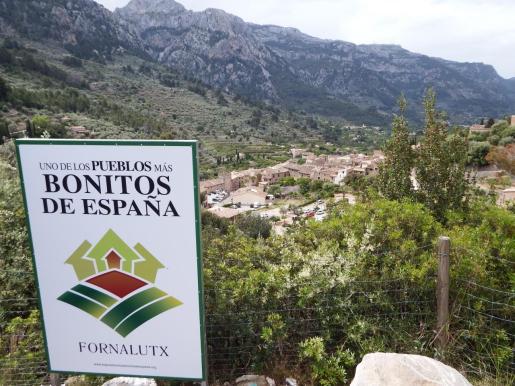 Fornalutx es considerado uno de los pueblos más bonitos de España.