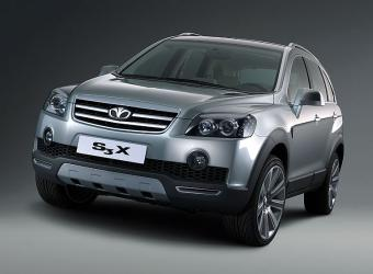 Daewoo, Automóviles San Rafael