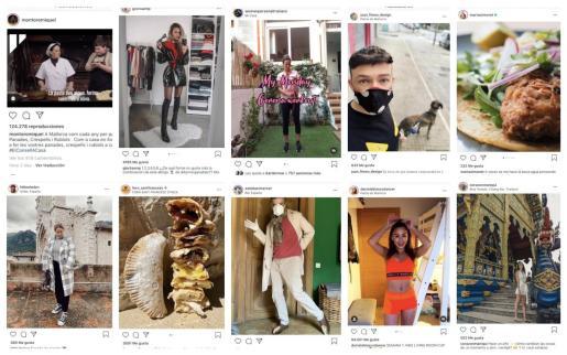 El confinamiento no ha hecho mella en la actividad de estos adictos a las redes sociales.