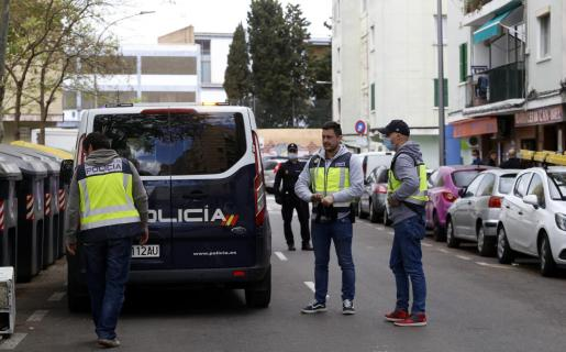 La detención fue practicada por agentes del Cuerpo Nacional de Policía.