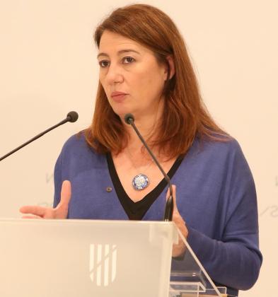 Francina Armengol, presidenta del Govern.