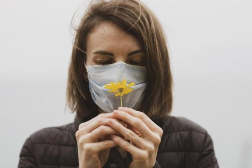 Puede que el virus tenga su propio olor.