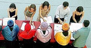 Imagen de un acto de graduación en la UIB.