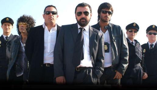 Fotograma de Los hombres de Paco.