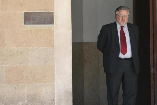Jaume Massot, en una imagen de archivo.