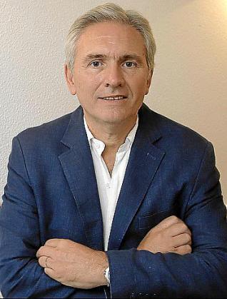 El presidente del Cercle d'Economia de Mallorca, Josep Maria Vicens.