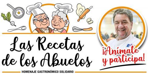 El cocinero Koldo Royo, de afuegolento.com, y Ultima Hora han puesto en marcha 'Las recetas de los abuelos'.