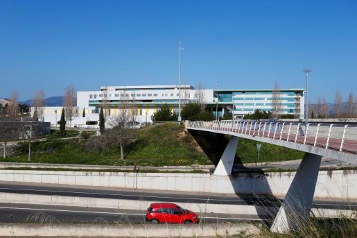 Vista general del hospital Son Espases.