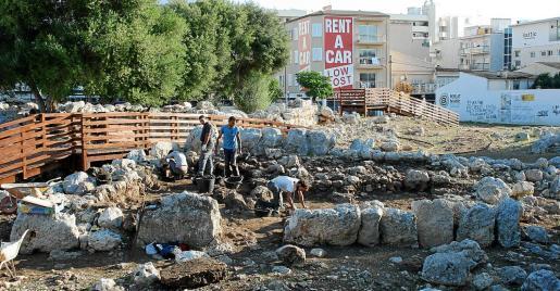 En 2016 hubo una importante intervención en el poblado gracias a la subvención del MInisterio de Fomento.