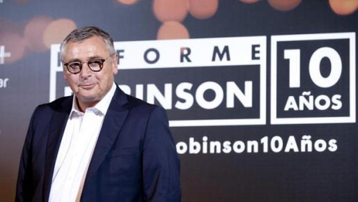 Michael Robinson, en una imagen de archivo.