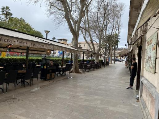 En la fase 1 se permitirá la apertura de terrazas con el 30 por ciento de mesas permitidas en años anteriores.