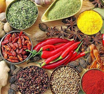 El 'Baharat' turco o los 'masalas' de la India son solo algunos ejemplos de combinaciones de especias para deleitar en la mesa.