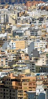 Palma creció rápido y mal en las décadas de los 60 y 70. Por eso es tan importante realizar un óptimo mantenimiento de los edificios.