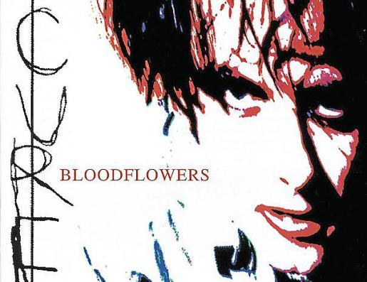 Portada de 'Bloodflowers', de The Cure.