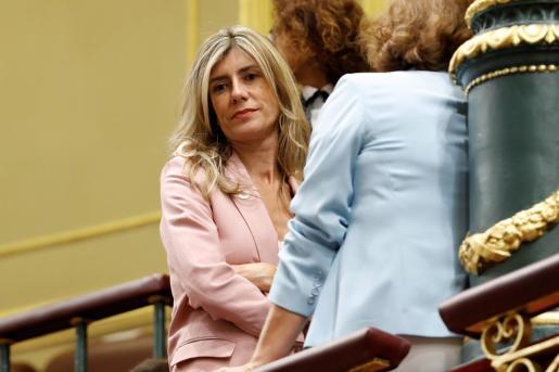 La esposa de Pedro Sánchez, Begoña Gómez, en una imagen de archivo.