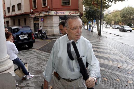 El periodista y abogado Antonio Alemany.