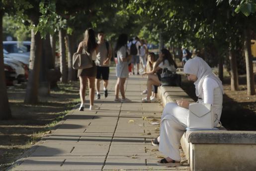 Todo apunta a que los alumnos de la UIB no volverán este curso al campus