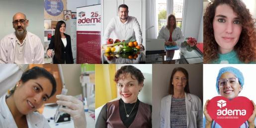Doctores, expertos y docentes en Nutrición muestran su satisfacción por la implantación del Grado Universitario de Nutrición Humana a partir del próximo curso en la Escuela Universitaria ADEMA por la importancia de generar salud.