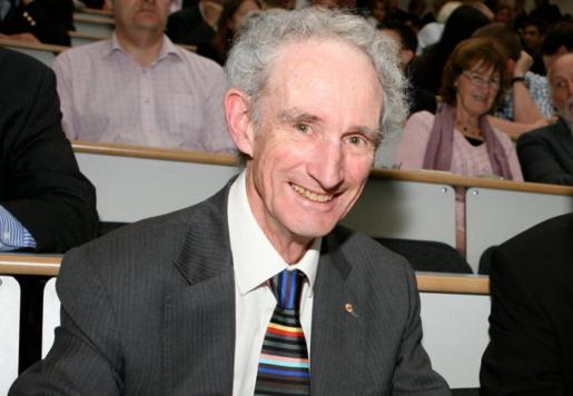 Robert May.