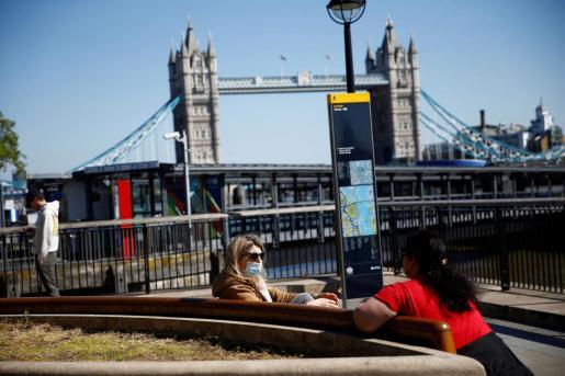 Boris Johnson ha sugerido que algunas de las restricciones podrían levantarse a partir del 11 de mayo
