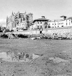 Imagen promocional de Palma como destino turístico internacional.