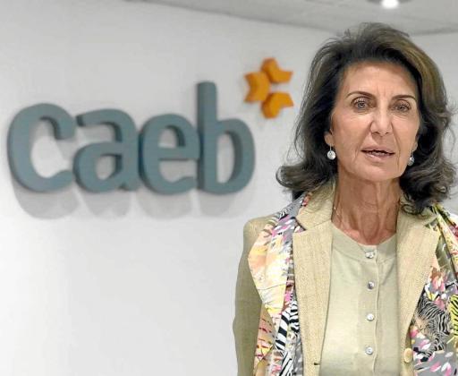 Carmen Planas está segura de que «los ciudadanos saben que la mejor manera de proteger a las personas es apoyar a las empresas porque propician el progreso de la sociedad».