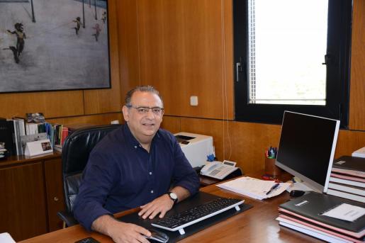 Alfonso Rodríguez, alcalde de Calvià.