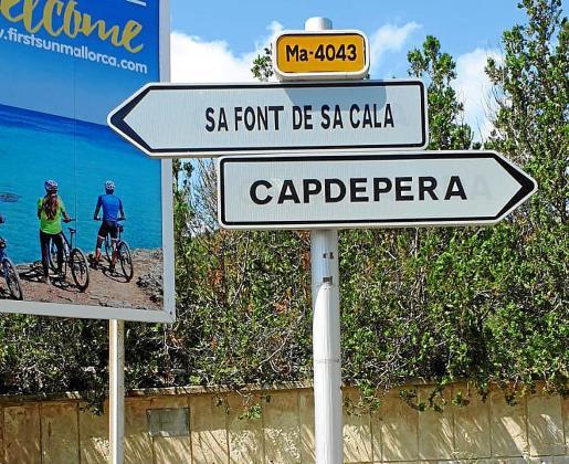 El nuevo eje se proyecta en la carretera MA-4043 que une Capdepera con la Font de sa Cala. Para su ejecución se necesitará expropiar 24 parcelas, dos de las cuales son municipales. Formará parte de una ruta circular para unir todo el municipio.