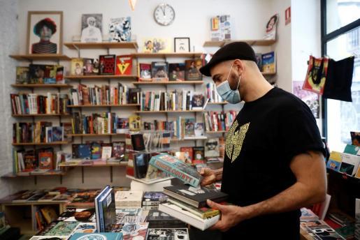 Las librerías de Palma y el resto de la Isla reabrirán mañana su puertas y los lectores podrán adquirir las novedades literarias