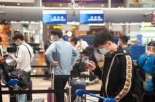 China retoma las cifras a la baja