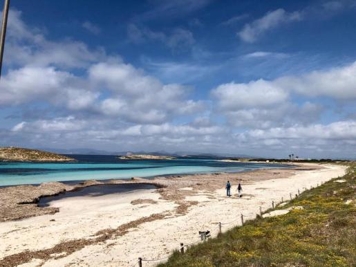 Formentera está en fase 1 desde el 4 de mayo.