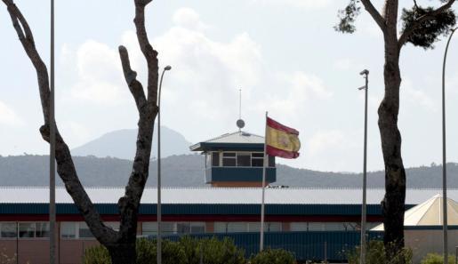 Vista de la cárcel de Palma.