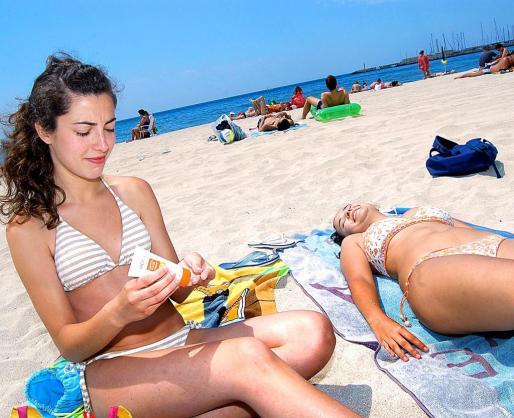 Es muy importante la crema solar en esta época del año.