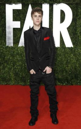 Justin Bieber, está volcado en su carrera.