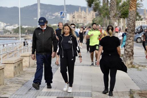 Algunas personas sospechan que tienen coronavirus en Baleares.