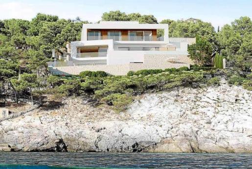 La privilegiada ubicación de esta casa la convierte en una de las propiedades más codiciadas de la Isla.