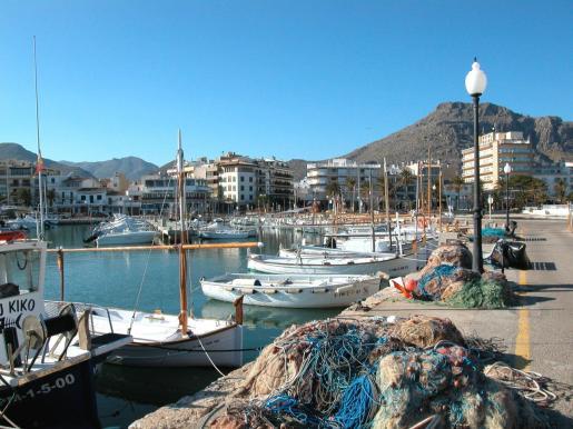 Los hechos han tenido lugar en el núcleo costero del Port de Pollença.
