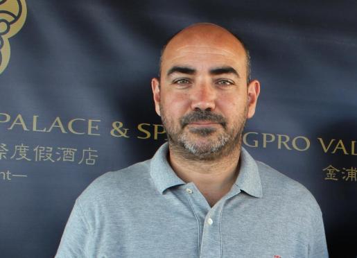 Juanjo Talens, presidente de la FBIB.