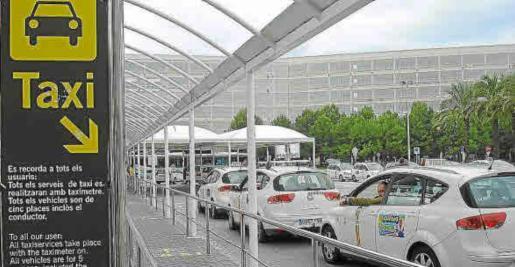 La unificación de las emisoras en Palma no deja de ser una reivindicación histórica de parte del sector del taxi